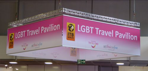 LGBT TRavel Pavillion 2018